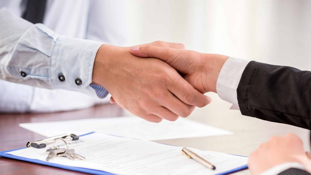 Договор на право оперативного управления имуществом 2019