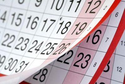Отпуск в новогодние праздники как считать