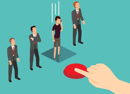Как уволить сотрудника за хамство