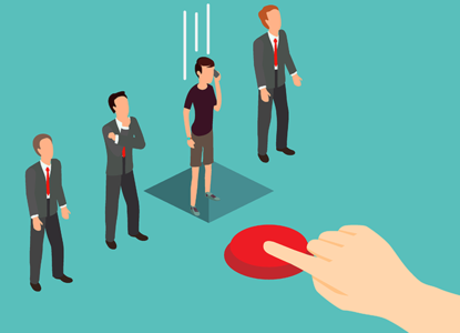Как наказать работника за хамство?