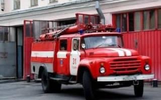 Жалоба в пожарную инспекцию на организацию