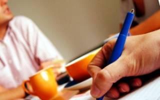 Как писать расписку о получении алиментов образец