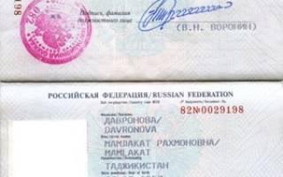 Как получить вид на жительство в РФ ребенку