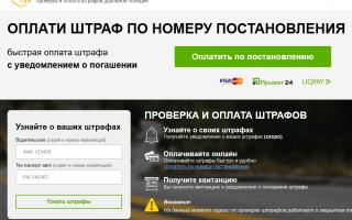 Как проверить авто на штрафы украина по номеру