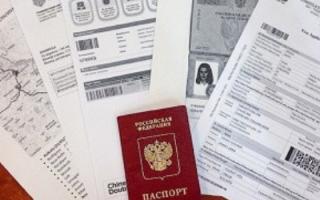 Приглашение и виза служебного паспорта