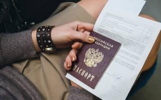 Смена гражданства на гражданство РФ в 2020 году