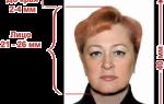 Размер фото на пенсионное удостоверение россия