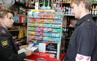 Какая ответственность грозит за продажу алкоголя несовершеннолетнему