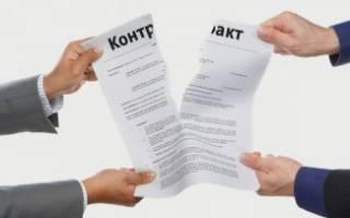 Досрочное расторжение договора аренды квартиры по инициативе арендатора