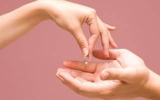 Нужно ли носить кольцо после развода