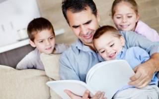 Как производится процедура развода если есть дети и нажитое имущество