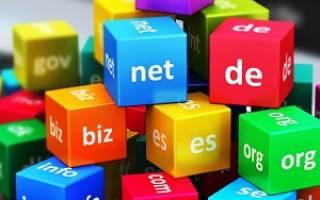 Проблемы и способы защиты прав на доменное имя