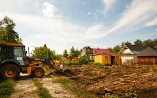 Разрешат ли построить дачу на участке сельхозназначения