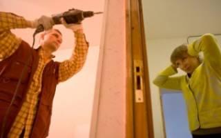 Законы монтажных работ в жилых домах