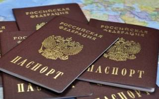 Восстановление паспорта при краже (когда он украден, после похищения)