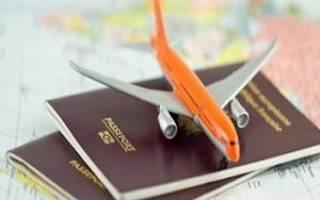 Можно лететь за границу если задолженность