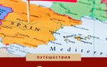 Подробная инструкция как оформить визу в Испанию