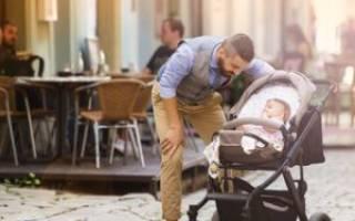 Отпуск по уходу за ребенком для мужчин