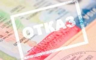 Как оспорить отказ в шенгенской визе