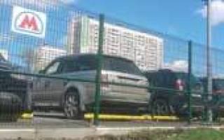 Организация платной парковки в 2020 году