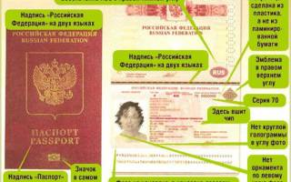 Где сделать загранпаспорт в Москве иногородним
