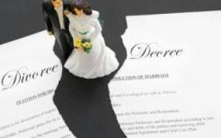 Образец согласия на развод через суд