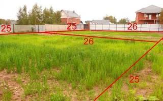Заявление на размежевание земельного участка образец