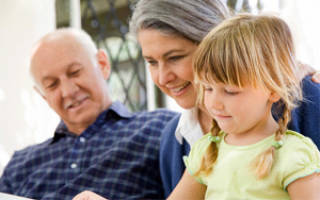 Права на ребенка бабушек и дедушек