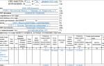 Счет-фактура на услуги — образец заполнения в 2020 году