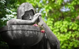 Советы по оформлению документов на похороны
