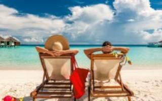 Отпуск начинается с праздничного выходного дня