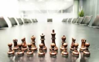 Введение, Наступательная стратегия — Наступательные стратегии