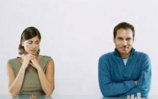 Алименты на жену после развода