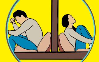 Уплата алиментов мужем на содержание своей жены