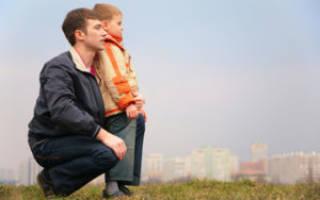 Заявление о лишении род прав отца образец