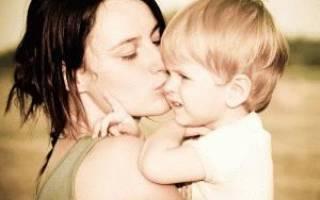 Как воспитать сына без отца настоящим мужчиной?