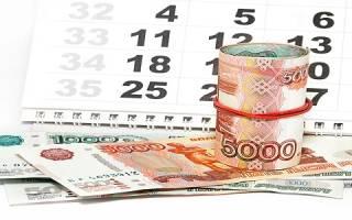 Какой срок начисления пенсии по старости после подачи документов