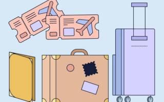 Как и где можно забронировать авиабилет без оплаты для визы