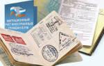 Образец уведомления о подтверждении проживания иностранного гражданина форма
