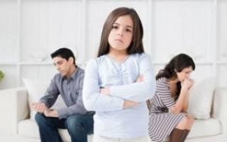 При разводе родителей доли детей определяют закон и суд