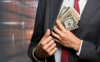 Какой срок за кражу миллион рублей