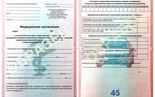 Справка для ГИБДД ГАИ в Москве с наркологом и психиатором