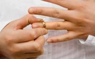 За какое время разводят если есть дети