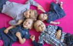 Алименты на 4 детей от разных браков