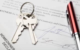 Как заключается договор аренды квартиры с хозяином