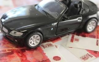 Налог на авто для инвалидов в москве