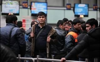 Срок для постановки на миграционный учет узбекистан