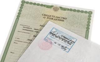 Документы для гражданства ребенка: какие нужны