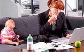 Увольнение по соглашению сторон в декретном отпуске