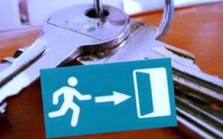 После развода может ли бывший муж выгнать из дома